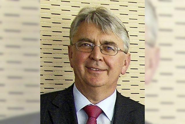 Siegfried Scheffold klar wiedergewählt