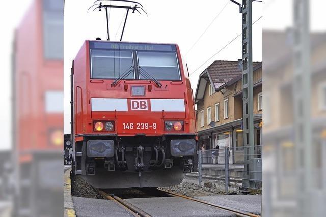 Neue Loks auf der Strecke
