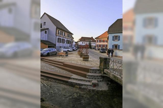 Ein neuer und schmucker Eingang zur Altstadt