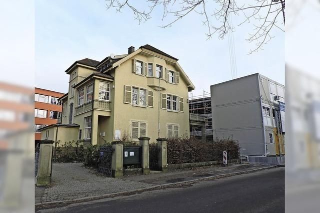 Kündigung fürs Georg-Scholz-Haus auf Ende 2017