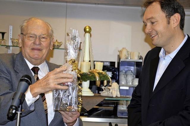 CDU-Senioren feiern stilvoll Advent