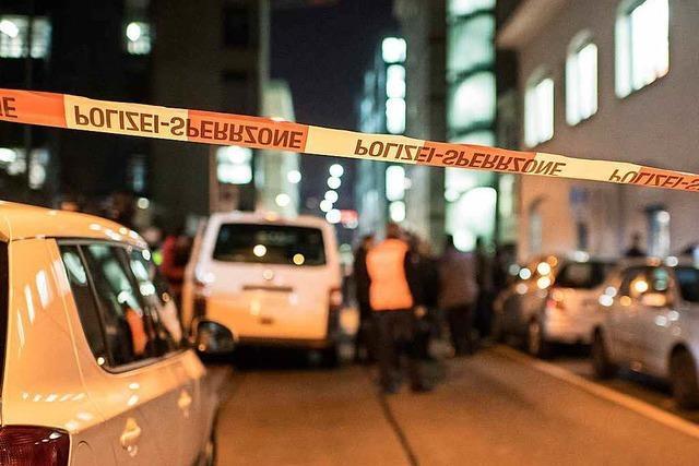 Schüsse in Gebetsraum einer Moschee in Zürich - Drei Verletzte