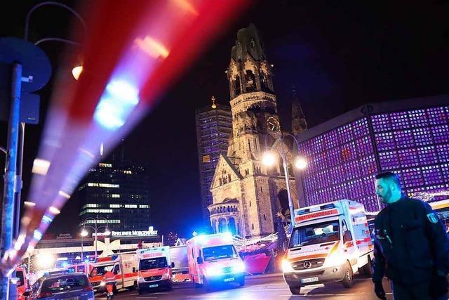 Bluttat in Berlin: Grauen im Herzen der Hauptstadt