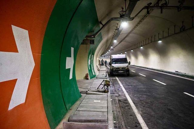 In Istanbul verbindet jetzt ein Autotunnel die Kontinente