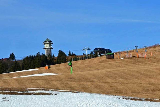 Kleine Schwarzwald-Lifte hoffen auf 80 Tage Schnee