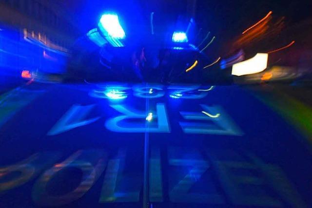 Einbruch in Getränkehandel in Lörrach: Polizei nimmt zwei Männer fest