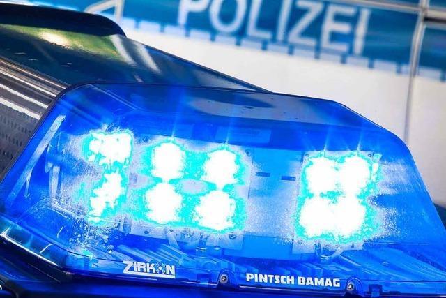 Passant ohrfeigt Mädchen in Lörrach-Stetten: Krankenhaus