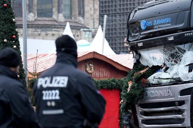 Anschlag in Berlin: Täter womöglich auf freiem Fuß - Zweifel an Schuld des Festgenommenen