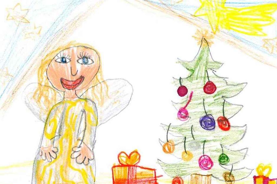 Caroline Ott, 8 Jahre,  Herbolzheim (Foto: Privat)