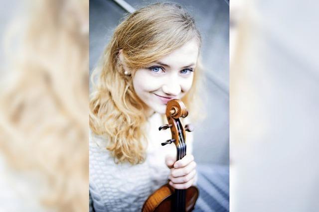 Violinabend mit Xenia Geugelin im Depot.K
