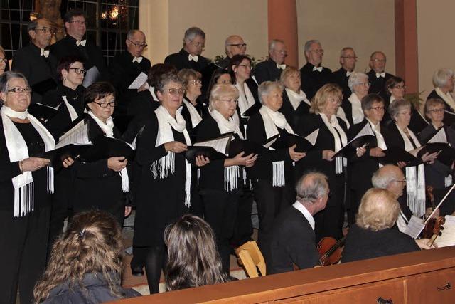 Gesangsverein in Auggen