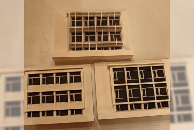 Das Merdinger Schulhaus soll in den Sommerferien eine neue Fassade bekommen
