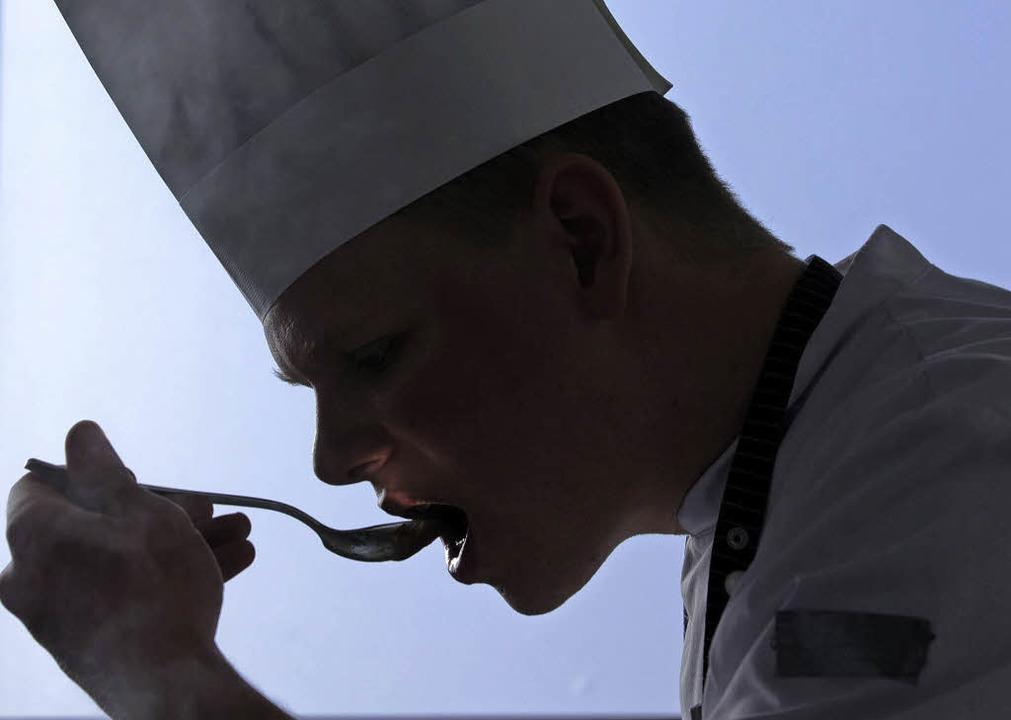 Auf den guten Geschmack und die Liebe zum Kochen kommt es an.     Foto: DPA