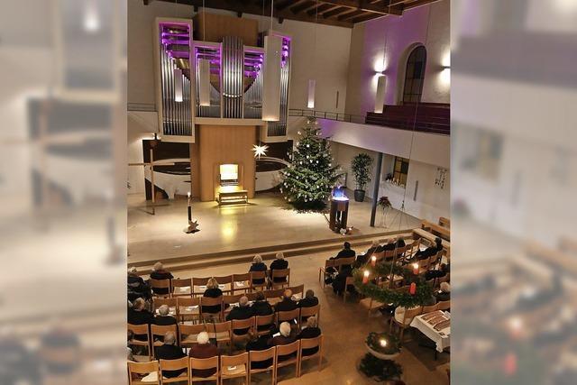 Göckel-Orgel bietet ein exzellentes Klangerlebnis