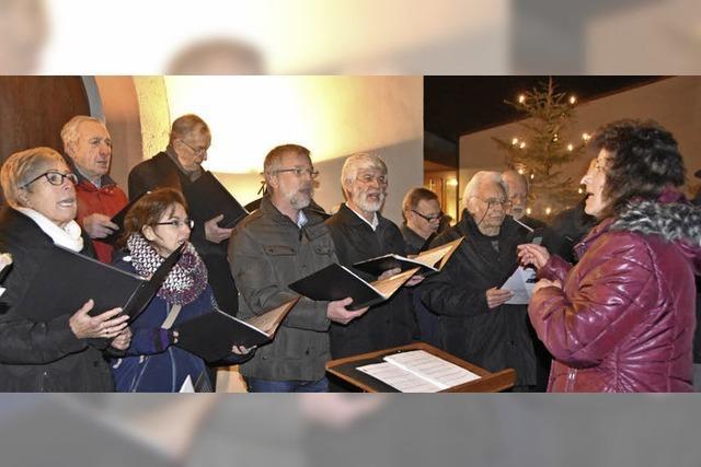 Sängerbund vereint die Generationen im Gesang