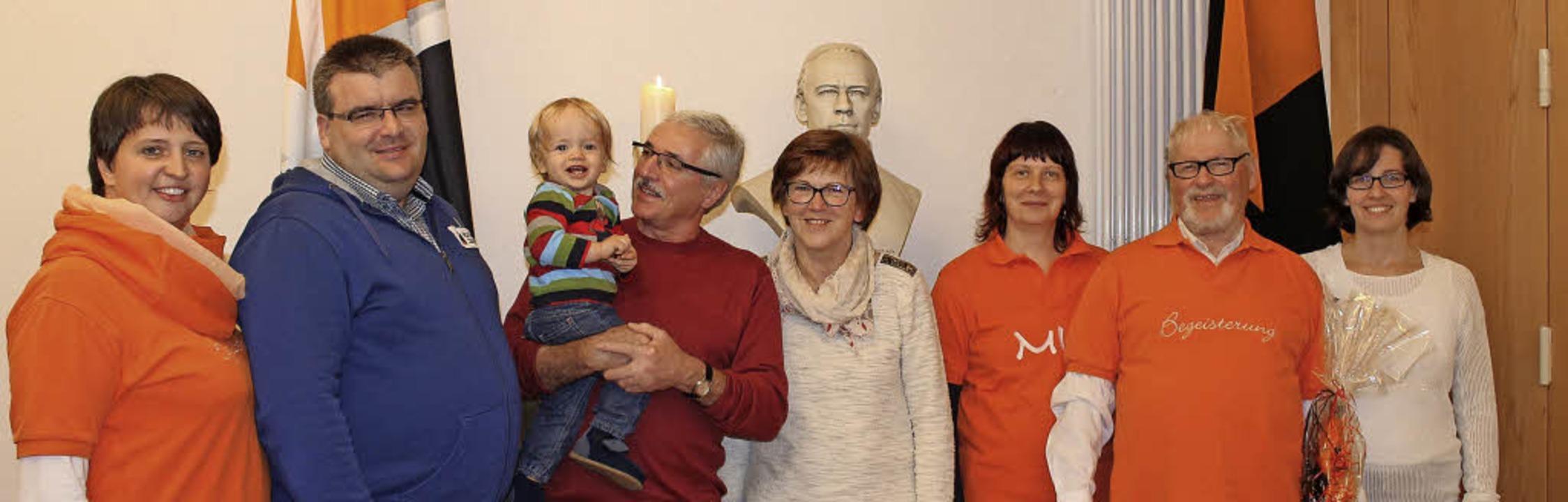 Die Kolpingfamilie Ettenheim hat langjährige Mitglieder geehrt.   | Foto: Privat