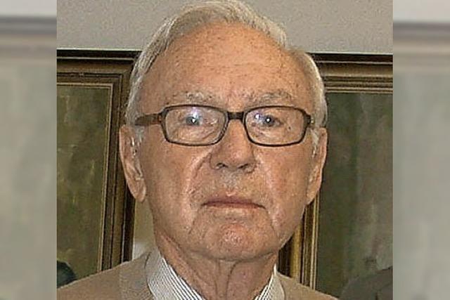 Günther Stein ist verstorben