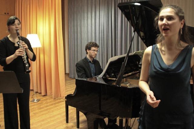 Kleiner Rahmen für große Komponisten