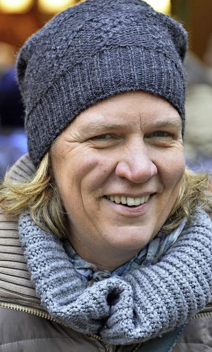<BZ-Keyword>Anja Burgstaller (45)</BZ-...mir heute keine Sorgen gemacht.&#8220;    Foto: Michael Bamberger