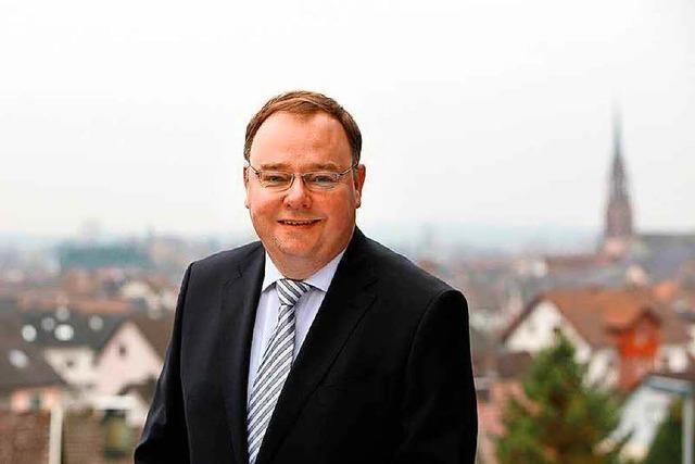 Heinz-Rudolf Hagenacker bewirbt sich erneut