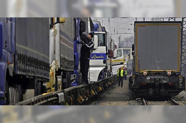 Über die Schiene nach Deutschland