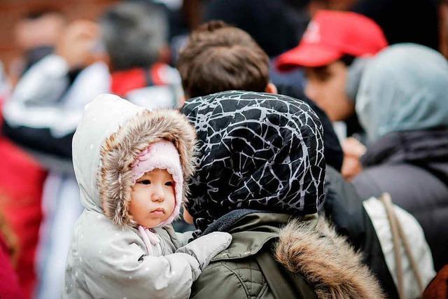 Ankunftszentrum für Flüchtlinge soll nach Mannheim
