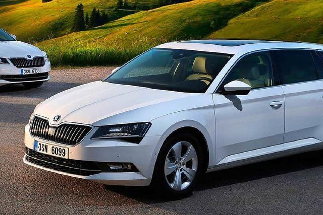 Mängel am Motor: Landgericht gibt Skoda-Käufer recht