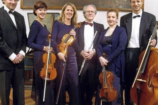 Die Jahresendkonzerte der Camerata Instrumentale Freiburg