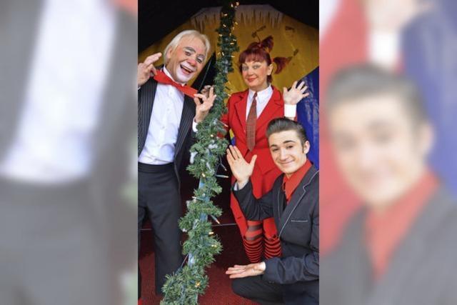 Weihnachtscircus in Lörrach