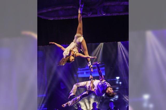 Dinner-Show Cirque d'Europe