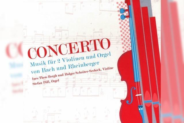 Zwei Violinen & Orgel: Romantik vom Kaiserstuhl