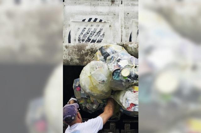 Geänderte Termine für die Müllabfuhr