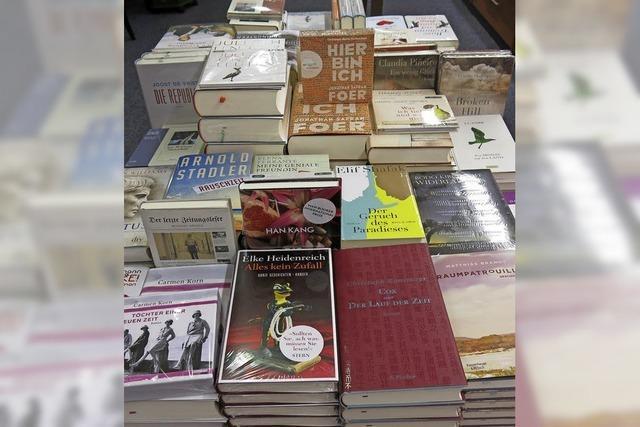 Buchempfehlungen zu Weihnachten von drei Emmendinger Buchhandlungen