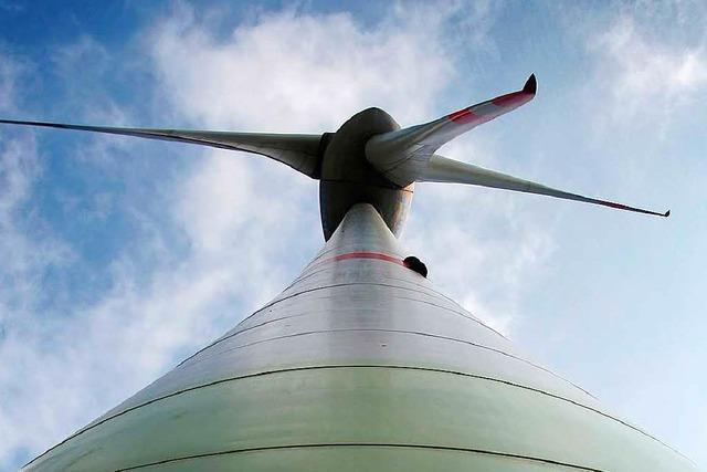 Ab sofort werden drei Windräder nachts abgeschaltet