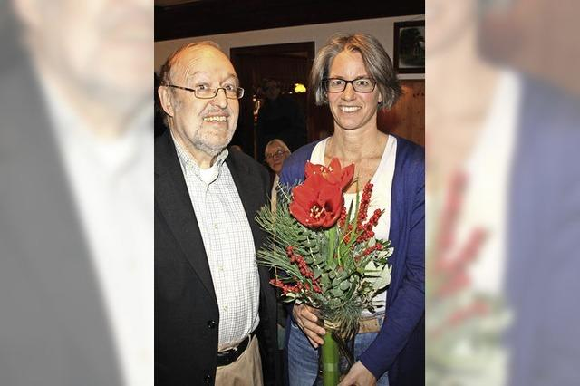 Birgit Mayer für Stefanie Janz