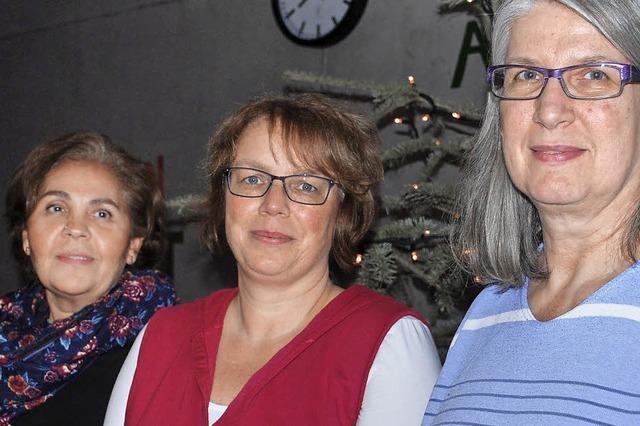 Jana Barth führt neuen Freundeskreis