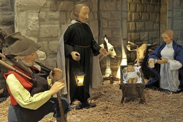 Der kleine Jesus und Freiburgs größtes Kamel
