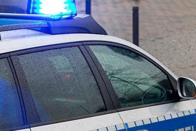 Gewalttätiger Streit in Flüchtlingsunterkunft in Löffingen