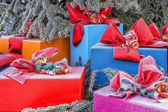 3 Ideen – Weihnachtsgeschenke originell verpacken