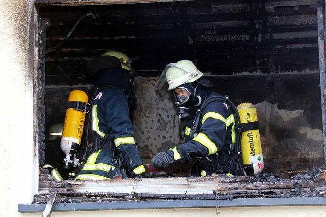 79-Jährige Bewohnerin erleidet eine Rauchgasvergiftung