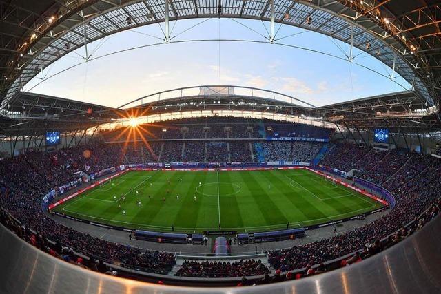 RB Leipzig ist selbstkritisch – und kauft Stadion