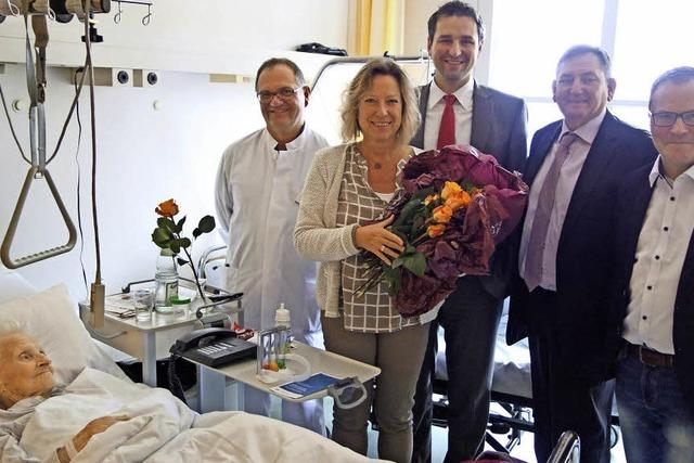 Beste Wünsche für Patienten