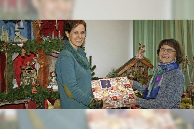 AWO-Geschenke-Aktion