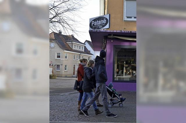 Sperrpfosten-Pläne in der Fußgängerzone verärgern