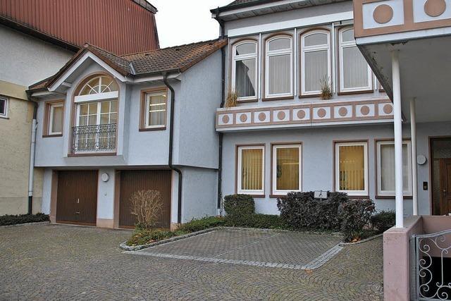 Bötzinger Rathaus bekommt neuen Anbau