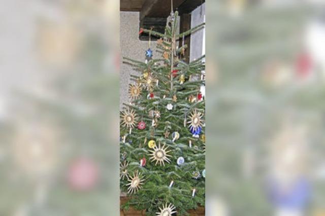 Weihnachtszeit im Haus Mutter
