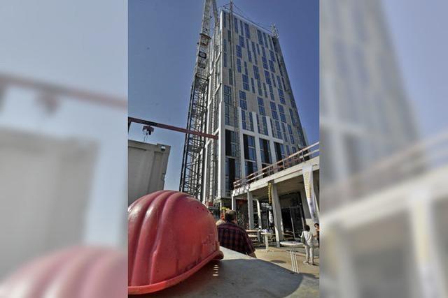Die Hotelbranche in Basel baut aus - dies und jenseits der Grenze