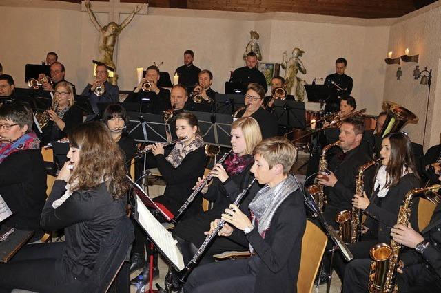 Festmusik in St. Martin