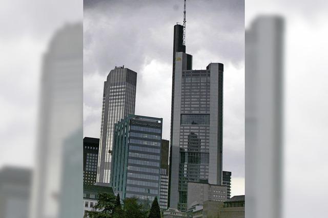 Die beiden großen deutschen Banken stecken im Tief