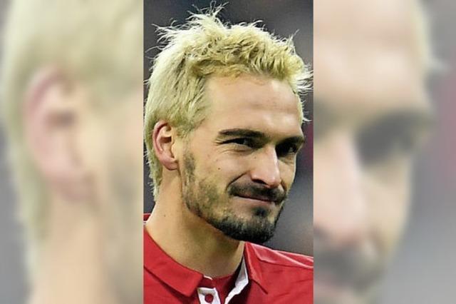 Frisurenniederlage für Bayern-Verteidiger Mats Hummels